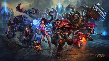 League of Legends es el título más popular en PC gracias a sus más de ocho millones de jugadores diarios