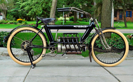 Pierce Arrow 1911 Subasta 1