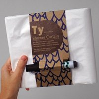 DIY, cortina de ducha personalizada