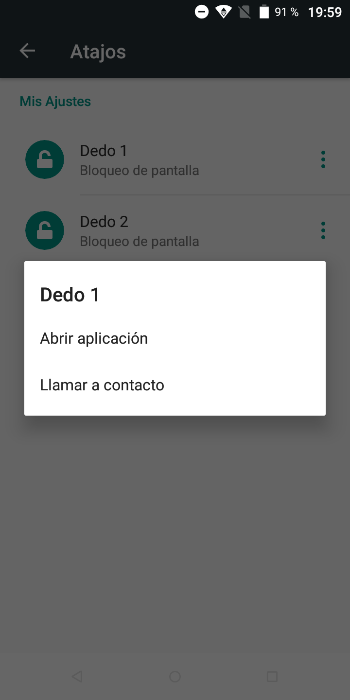 Foto de Software del Wiko VIEW (11/16)