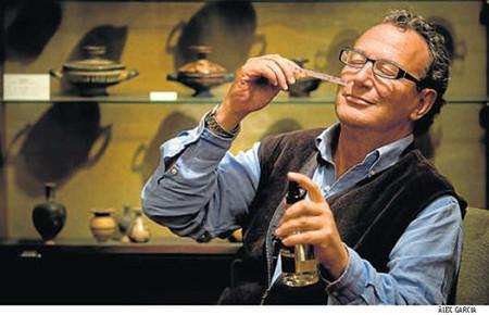 Entrevista a Jimmy Boyd, el perfumista creador de la fragancia Gewürztraminer