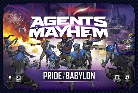 Academy Games logra financiar con éxito en Kickstarter un juego de mesa basado en Agents of Mayhem