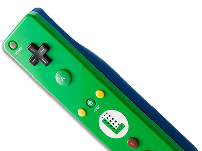 Mando Wii Remote Plus, Luigi Edition, por 26,99 euros en Amazon