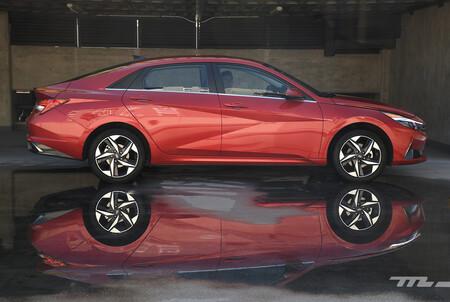 Hyundai Elantra 2022 Opiniones Prueba Mexico 6