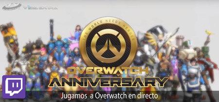 Jugamos en directo a Overwatch a las 17h (las 10h en Ciudad de México) [Finalizado]