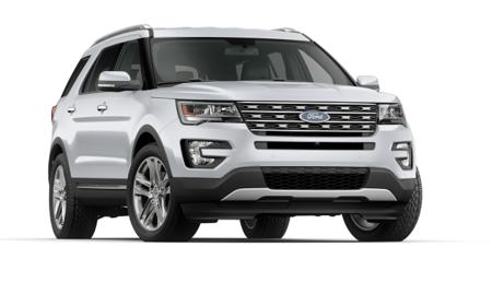 Ford Explorer 2016: Precios, versiones y equipamiento en México