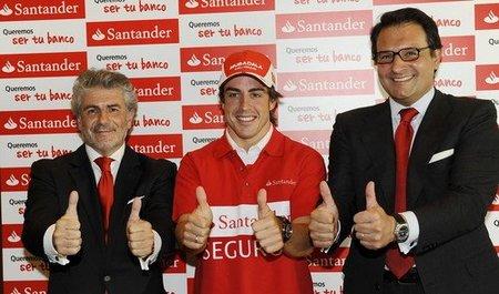 Fernando Alonso ya tiene asegurados los pulgares