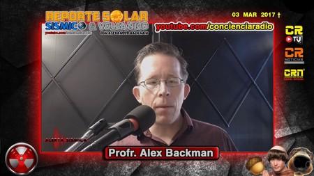 """Alex Backman: el gurú que vive de """"predecir"""" sismos en México, pese a que la ciencia diga todo lo contrario"""