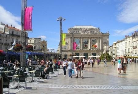 Montpellier, la ciudad francesa con 300 días de sol al año