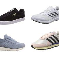 Chollos en zapatillas Adidas y Puma con tallas sueltas desde 22 euros en Amazon