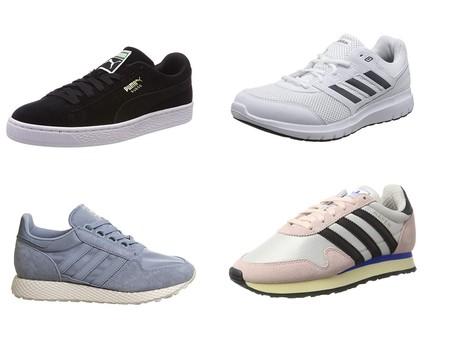 96b6ad31d090b Chollos en zapatillas Adidas y Puma con tallas sueltas desde 22 euros en  Amazon