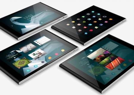 La tablet de Jolla vuelve a Indiegogo con más memoria y batería