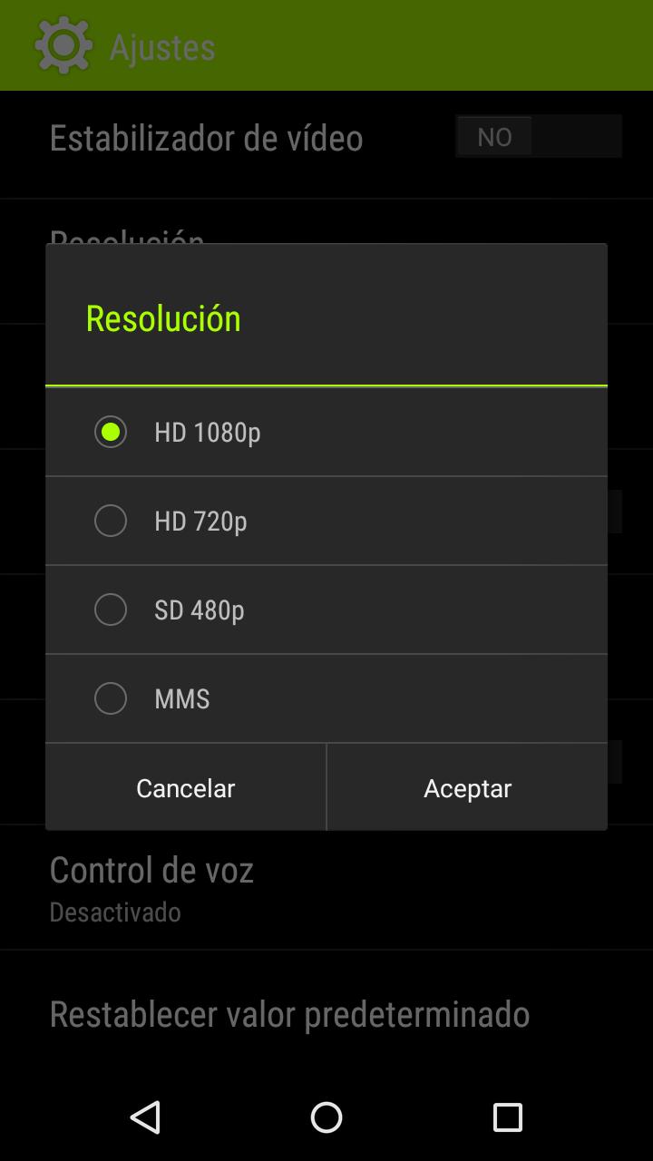 Foto de Acer Liquid Z630, aplicación cámara (14/14)