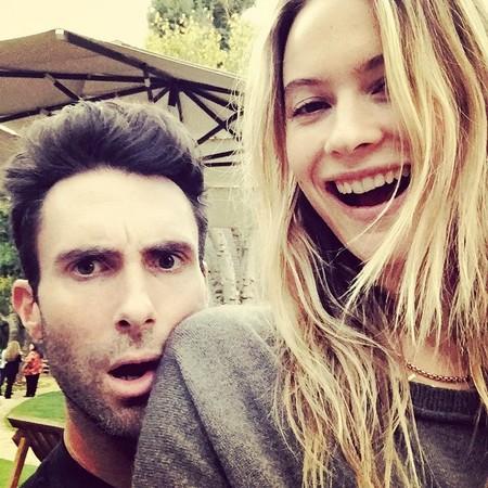 Levine + Behati