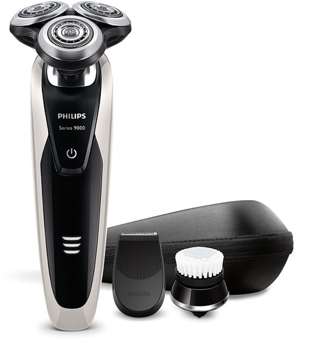 Oferta flash en la afeitadora Philips Serie 9000 S9090/43: hasta medianoche cuesta 119,99 euros en Amazon