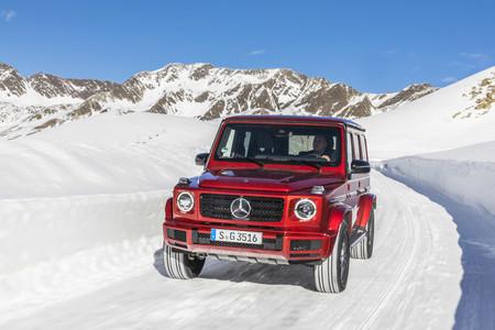 El Mercedes-Benz G 350 d es la nueva versión diésel de la familia G, con motor de seis cilindros en línea