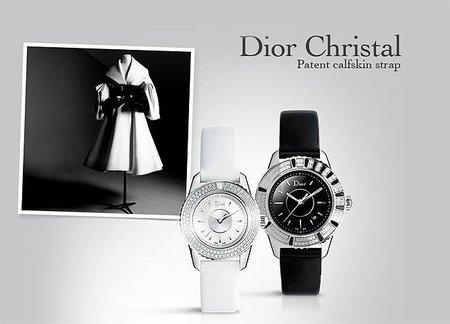 Nuevo reloj de lujo: Dior Christal