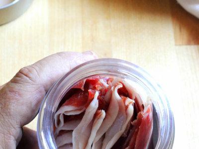 Un nuevo e innovador packaging para el jamón ibérico: el frasco de jamón