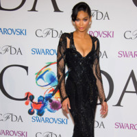 Chanel Iman CFDA Awards 2014