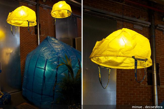 Foto de Ikea al cubo, arte con objetos de decoración (10/10)
