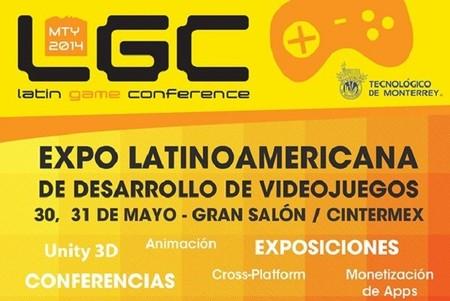 A fin de mes se llevará a cabo el Latin Game Conference en Monterrey