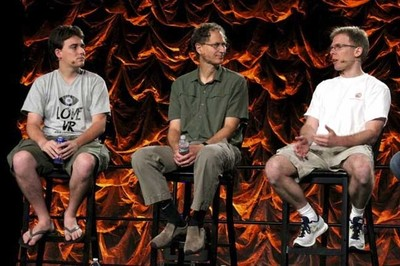 Oculus ficha al director de proyecto del sistema de realidad virtual de Valve