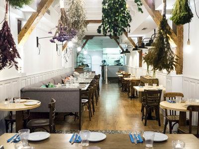17 restaurantes para saborear el mundo sin salir de Madrid