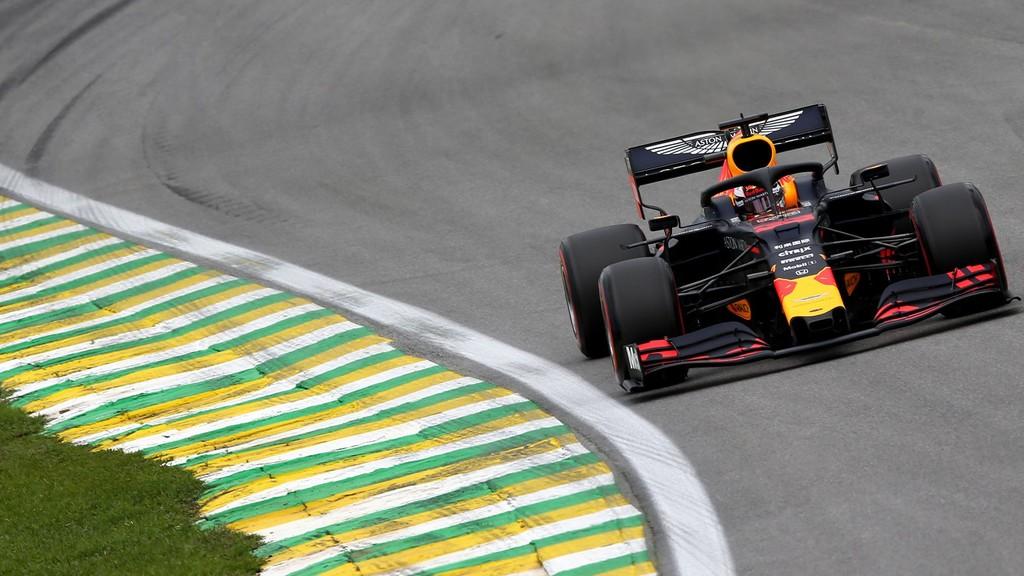 Max Verstappen se desquita en Brasil consiguiendo la segunda pole position de su carrera