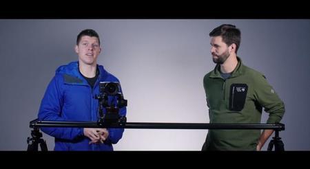 Cómo fabricar un slider para grabar vídeo por poco dinero y en menos de tres horas