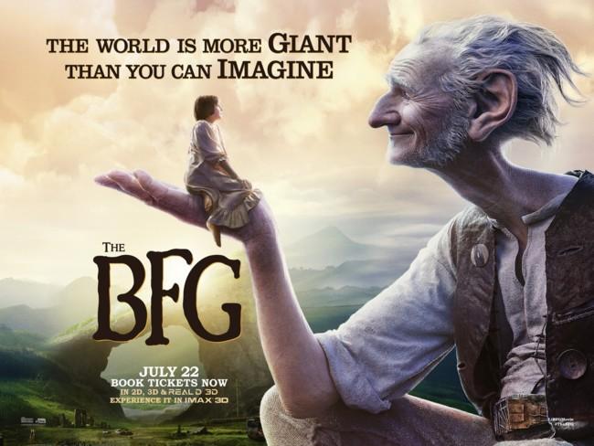 Mi amigo el gigante (The BFG)