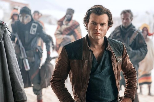 Así fue cómo Harrison Ford ayudó a crear al nuevo Han Solo que interpreta Alden Ehrenreich
