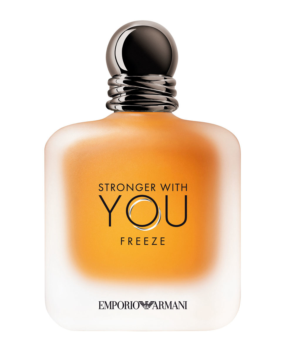 Eau de toilette Stronger With You Freeze Emporio Armani 100 ml Giorgio Armani