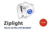Ziplight, realiza busquedas dentro de archivos Zip con Spotlight