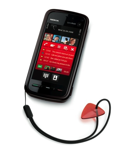 Nokia 5800 ya con Vodafone