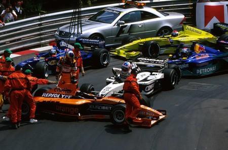 De La Rosa Monaco F1 2000