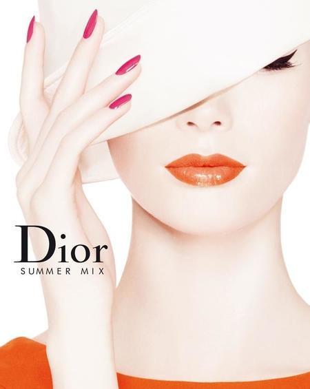 Esmalte de uñas intenso para el fin de semana: 178 Cosmo de Dior