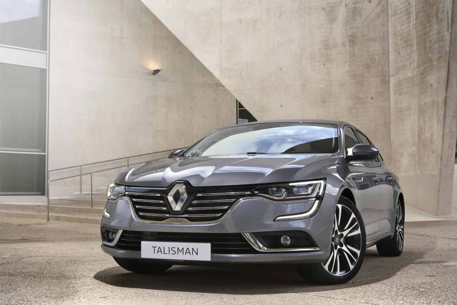 Foto de Renault Talisman (19/66)