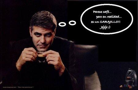 Boquitas de piñón: George Clooney