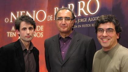 Entrevista a Jorge Algora, director de 'El Niño de Barro'