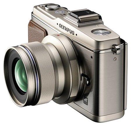 Concepto M.ZUIKO DIGITAL lens