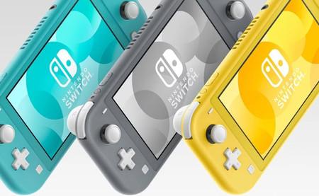 Nintendo Switch Lite será el único hardware nuevo que lanzará Nintendo en 2019