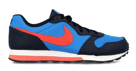 Nike Zapatillas De Piel Md Runner 2 Gs Md Runner 2 Gs 807316 412 526065 A