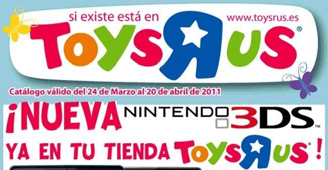 Con Toys'r'us También Fuerza Comienza La Primavera nw0POkX8