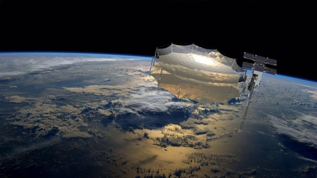 El satélite Capella-2 es capáz de capturar imágenes de 50 x 50 cm de la superficie terrestre, inclusive con nubes o de noche