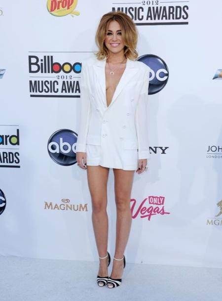 Miley Cirus Billboard 2012
