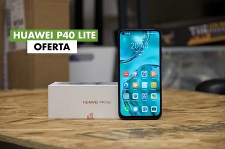 Desde España a precio de China: Huawei P40 Lite 6GB+128GB, con cuádruple cámara trasera, en oferta con este cuponazo de Plaza