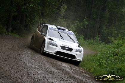 Julio, mes de Test para los pilotos del WRC