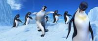 'Happy Feet', bailando con la animación