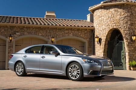 Ya hay precios para el nuevo Lexus LS 600h