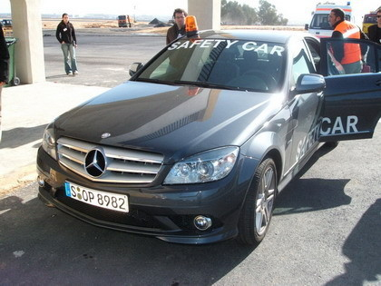 Presentación del Mercedes Clase C en Sevilla